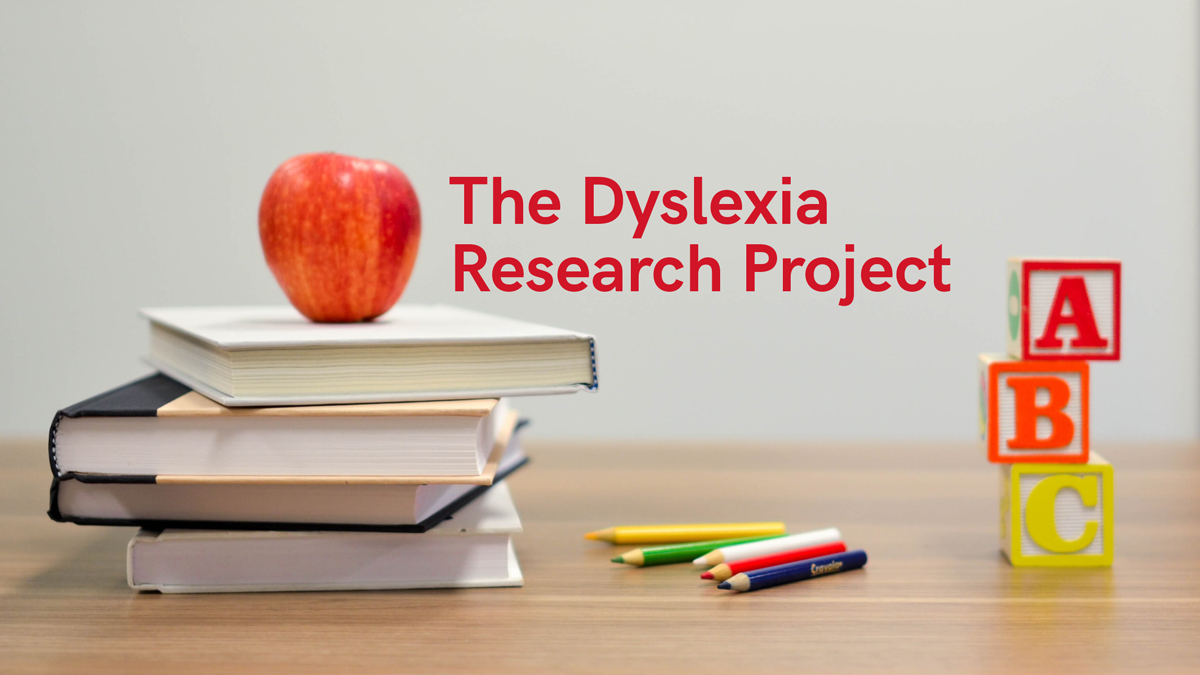 The Dyslexia Research Project 2021